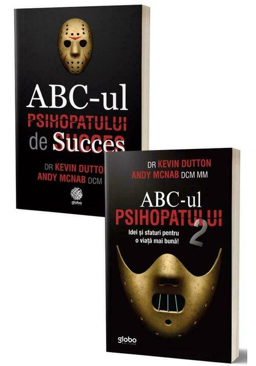 Pachet ABC-ul Psihopatului de Succes. Set 2 Carti