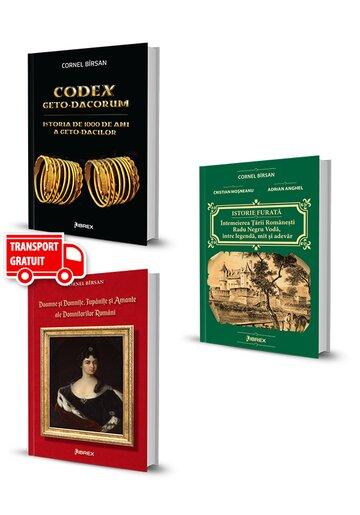 Pachet Adevarul Istoric. Set 3 volume
