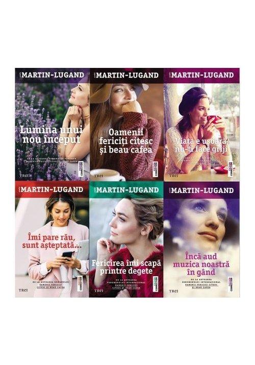 Pachet Agnes Martin-Lugand - Set 6 carti fictiune
