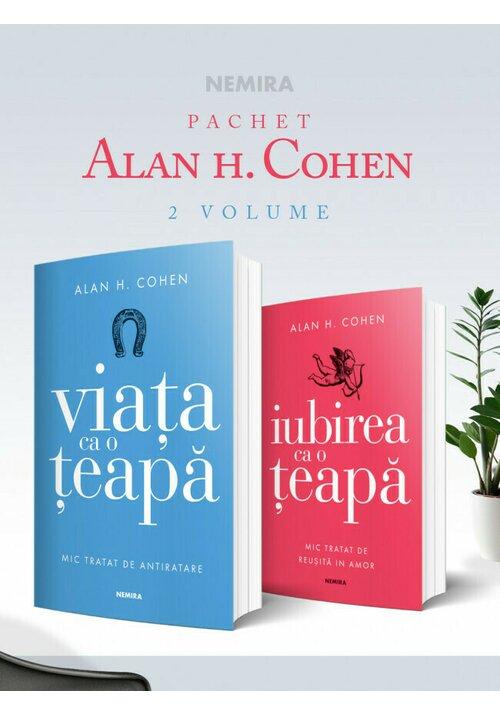 Pachet Alan H. Cohen 2 vol. imagine