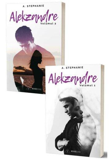 Pachet Alekzandre. Set 2 Volume
