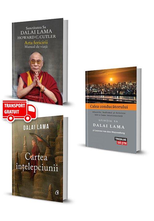 Pachet Arta fericirii si a intelepciunii. Set 3 volume imagine