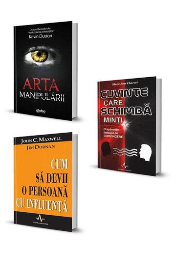 Pachet Arta Manipularii. Set 3 Volume