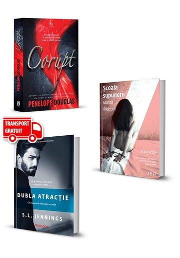 Pachet Atractii. Set 3 volume