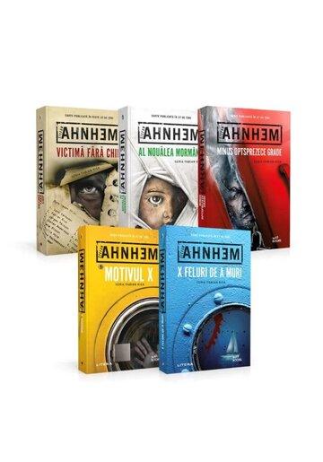 Pachet Autor Stefan Ahnhem. Set 5 volume