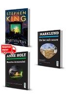 Pachet Bestseller Crime. Set 3 volume