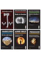 Pachet Bestseller Dark Thriller. Set 6 Volume