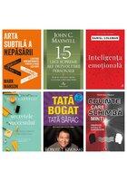 Pachet Bestseller Dezvoltare Personala. Set 6 Volume