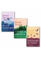 Pachet Brene Brown - Set 3 carti