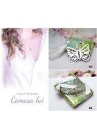 Pachet: Camasa lui Augustina Siman + Semn de carte Fluture