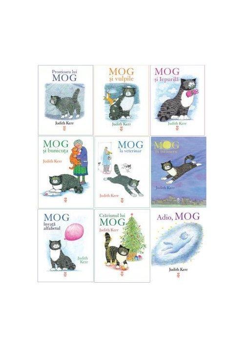 Pachet Carti Pentru Copii Mog - Set 9 carti