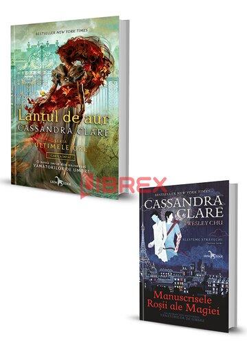 Pachet Cassandra Clare. Set 2 carti
