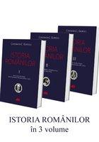 Pachet complet Istoria Romanilor Giurescu - Set 3 Carti