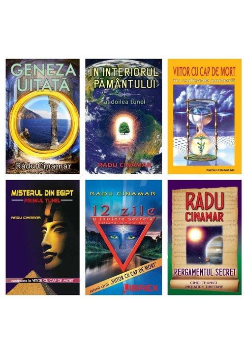 Pachet complet Radu Cinamar - Set 6 volume imagine librex.ro 2021