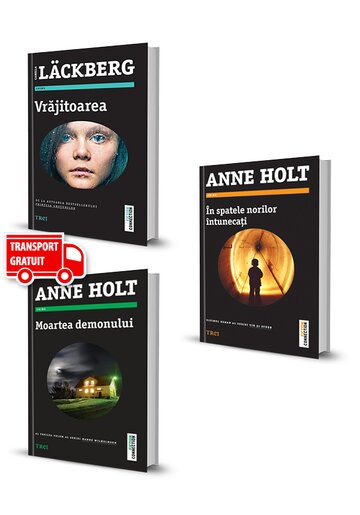 Pachet Crime Perfecte. Set 3 volume