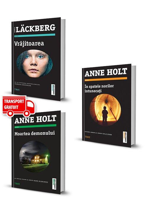 Pachet Crime Perfecte. Set 3 volume imagine librex.ro 2021