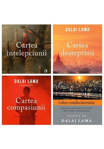 Pachet Dalai Lama. Set 4 Volume
