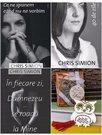 Pachet de autor Chris Simion 3 Volume + Semn de Carte