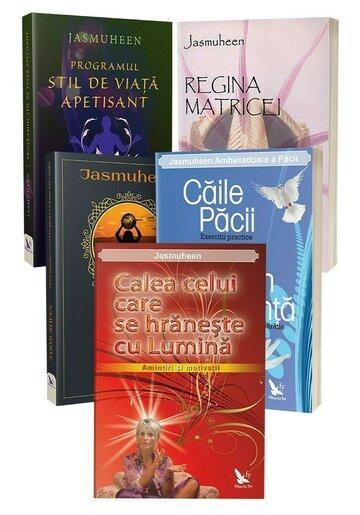 Pachet de autor Jasmuheen - 5 volume