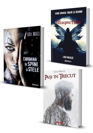 Pachet de autor Lina Moaca - 3 volume