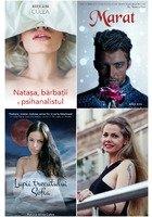 Pachet de autor Natasa Alina Culea - 3 Volume