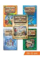 Pachet Detectivii de dinozauri, Set 5 carti