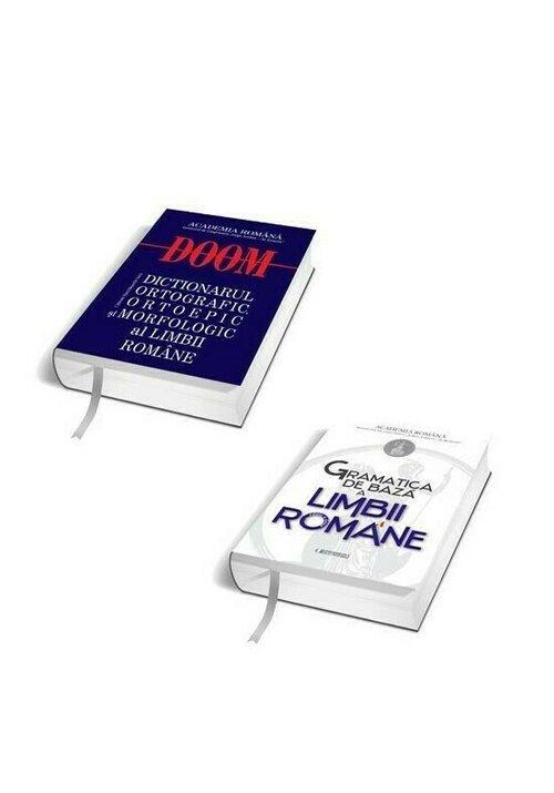 Pachet: DOOM si Gramatica de baza a limbii romane