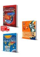 Pachet Enciclopedii pentru copii. Set 3 carti