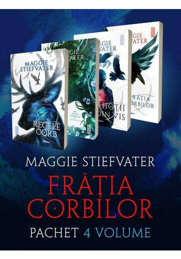 Pachet Fratia Corbilor. Set 4 volume