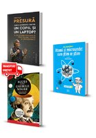 Pachet Intelege Lumea.Set 3 volume