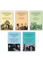 Pachet Istoria loviturilor de stat in Romania. Set 5 volume