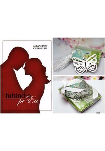 Pachet: Iubind-o pe Ea + Semn de carte Fluture
