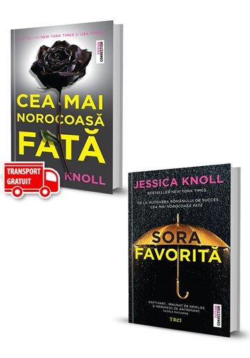 Pachet Jessica Knoll. Set 2 carti