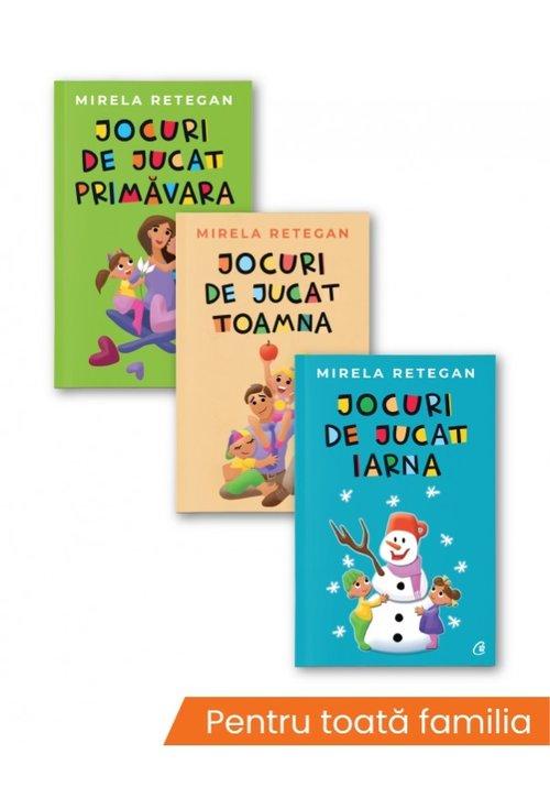 Pachet Jocuri de Jucat, Set 3 carti imagine