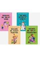 Pachet Jocuri pentru fiecare Anotimp. Set 4 volume