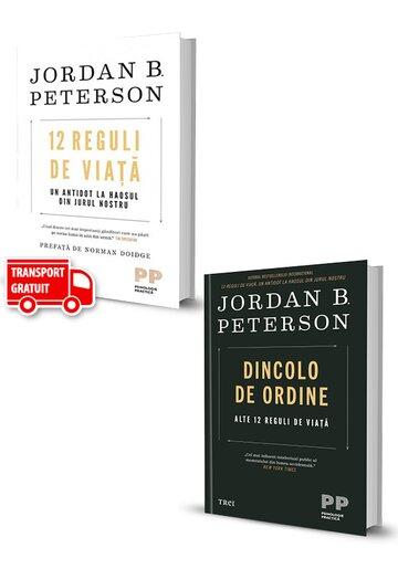 Pachet Jordan B. Peterson. Set 2 carti