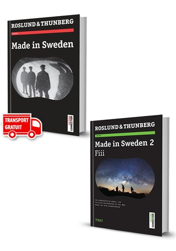 Pachet Made in Sweden. Set 2 volume