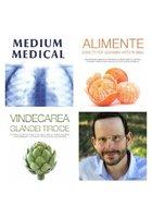 Pachet Medium Medical - Anthony William - 3 Volume