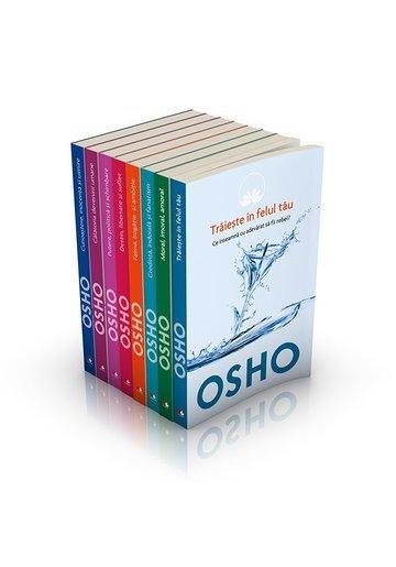 Pachet Osho - 8 volume - Stiinta transformarii de sine