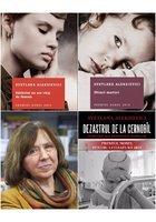 Pachet Premiul NOBEL 2015 - Svetlana Aleksievici