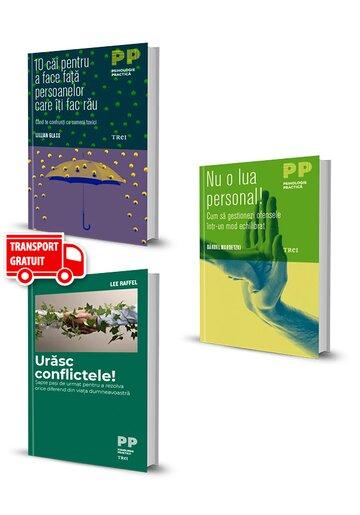 Pachet Psihologie Practica. Set 3 volume