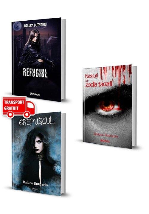 Pachet Raluca Butnariu. Set 3 volume imagine librex.ro 2021