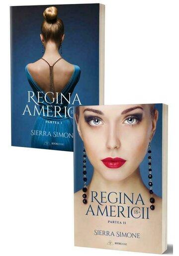 Pachet Regina Americii, Sierra Simone. Set 2 volume