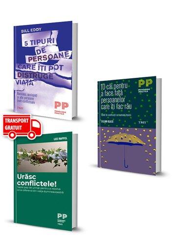 Pachet Rezolvarea conflictelor. Set 3 volume