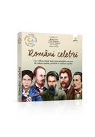 """Pachet """"Români celebri • Cultură"""""""