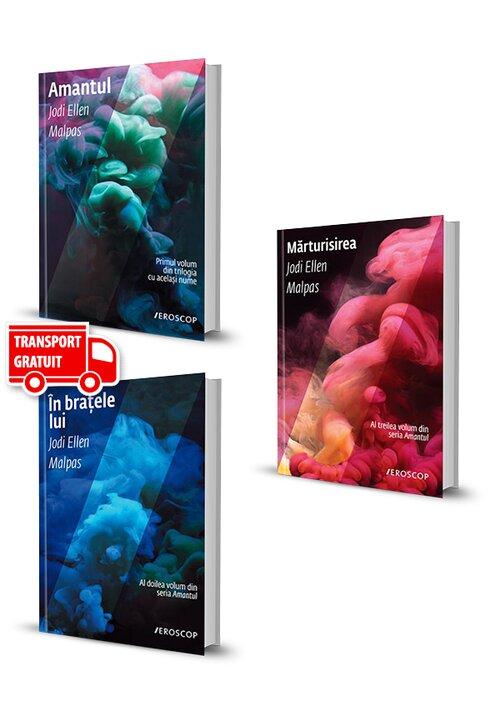 Pachet Seria Amantul. Set 3 volume