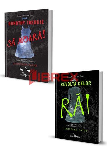 Pachet Seria Eliberarea Tinutului Oz. Set 2 volume