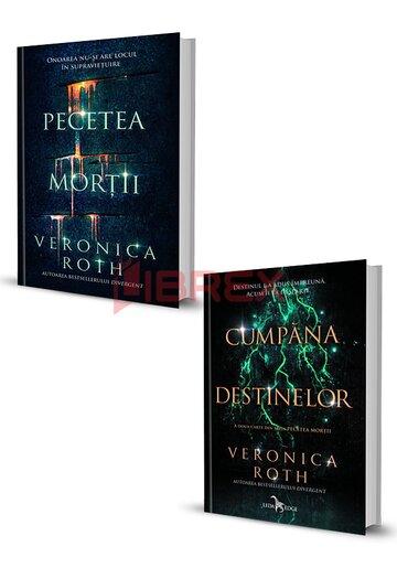 Pachet Seria Pecetea mortii. Set 2 volume