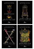 Pachet Seria Trei Coroane Intunecate. Set 4 volume