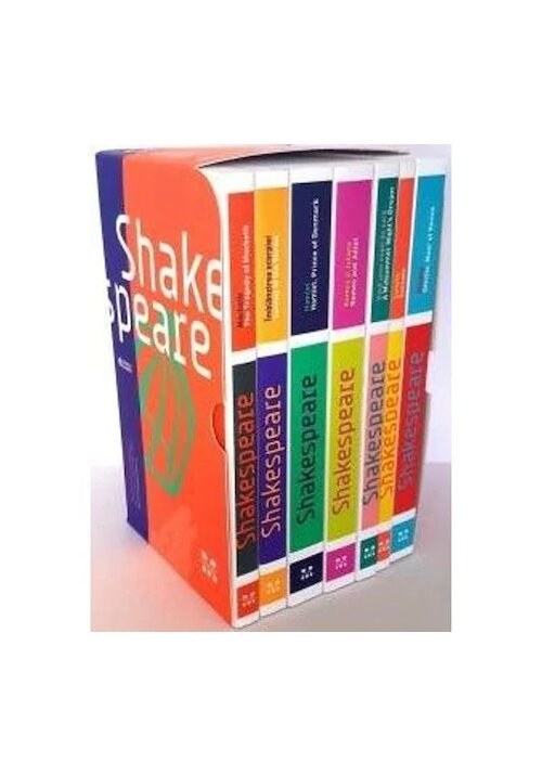 Pachet Shakespeare (7 carti)